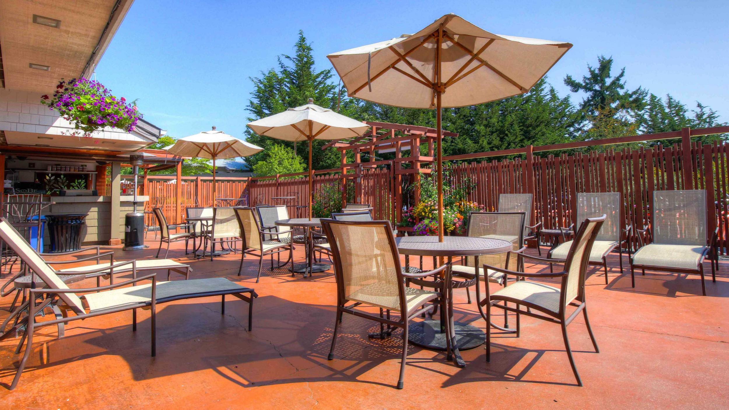 Our Coffee Bar Friday Harbor Hotels Earthbox Inn & Spa